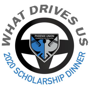 WHAT DRIVES US - 2020 Scholarship Dinner